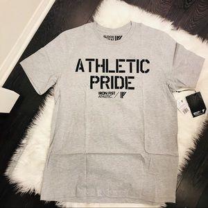 Iron Fist Shirts - NWT Men's Iron Fist Athletic Tee